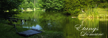 étangs de pêche