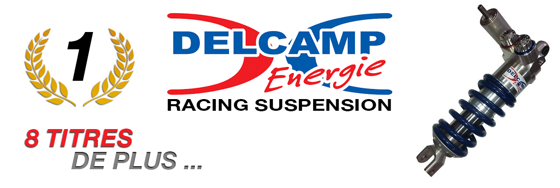 delcamp energie racing suspension