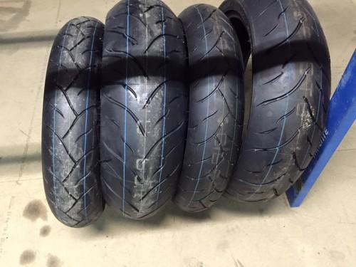 pneus yamaha origine r6 neuf