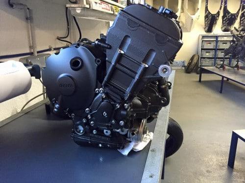 bloc moteur R1 2009