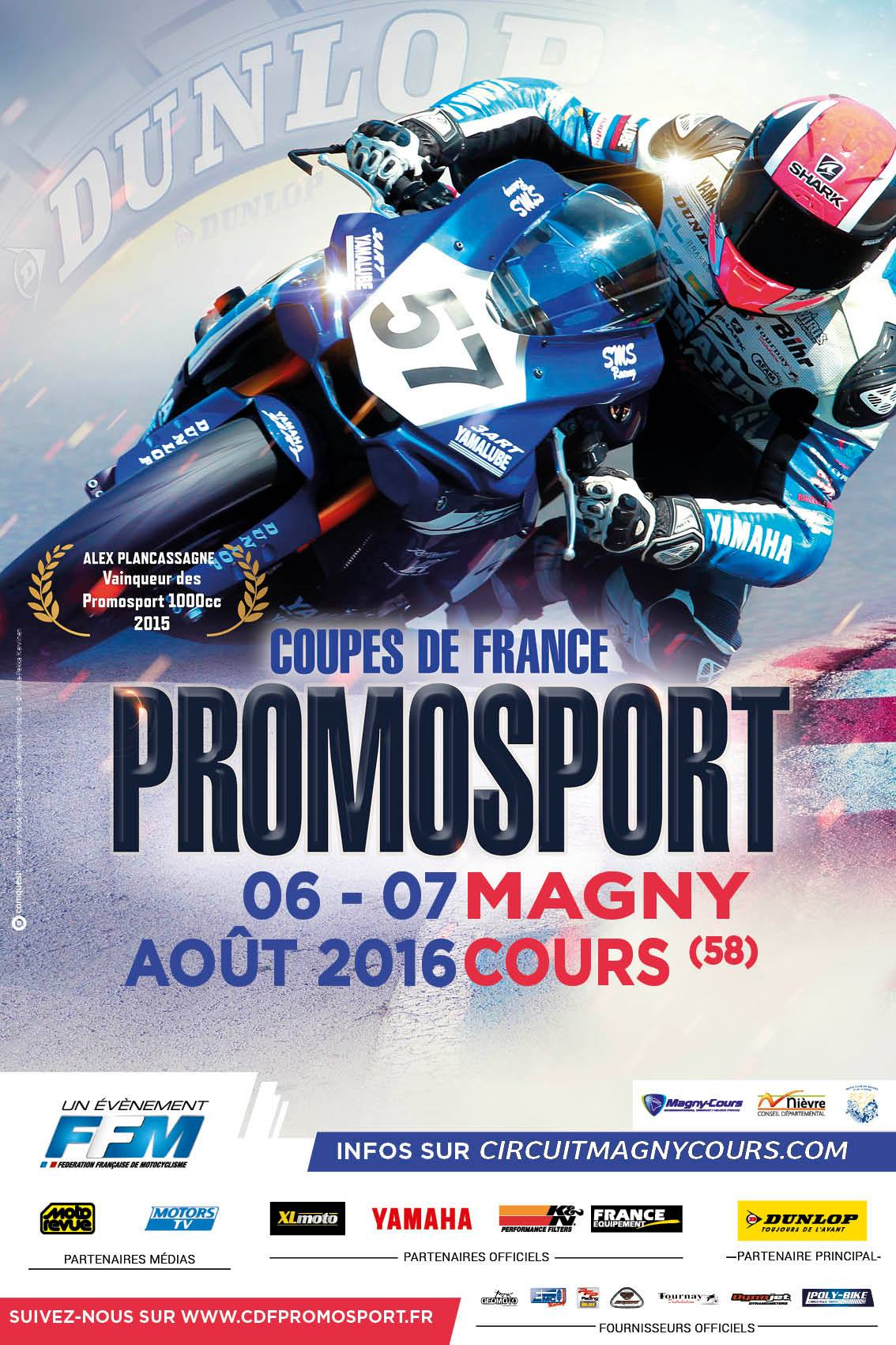 promosport magny-cours 2016