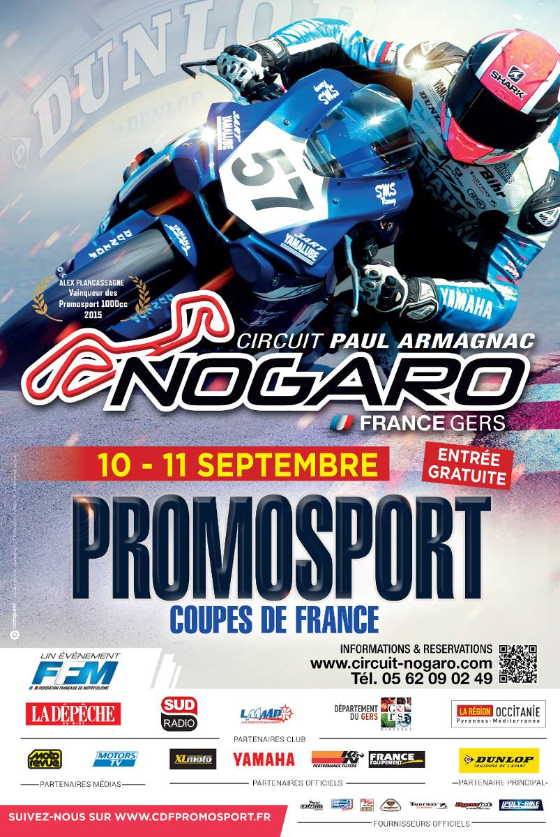 Championnat coupe de france promosport nogaro 2016 - Coupes de france promosport ...