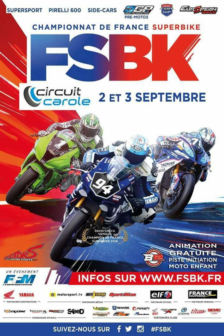 fsbk superbike carole 2017