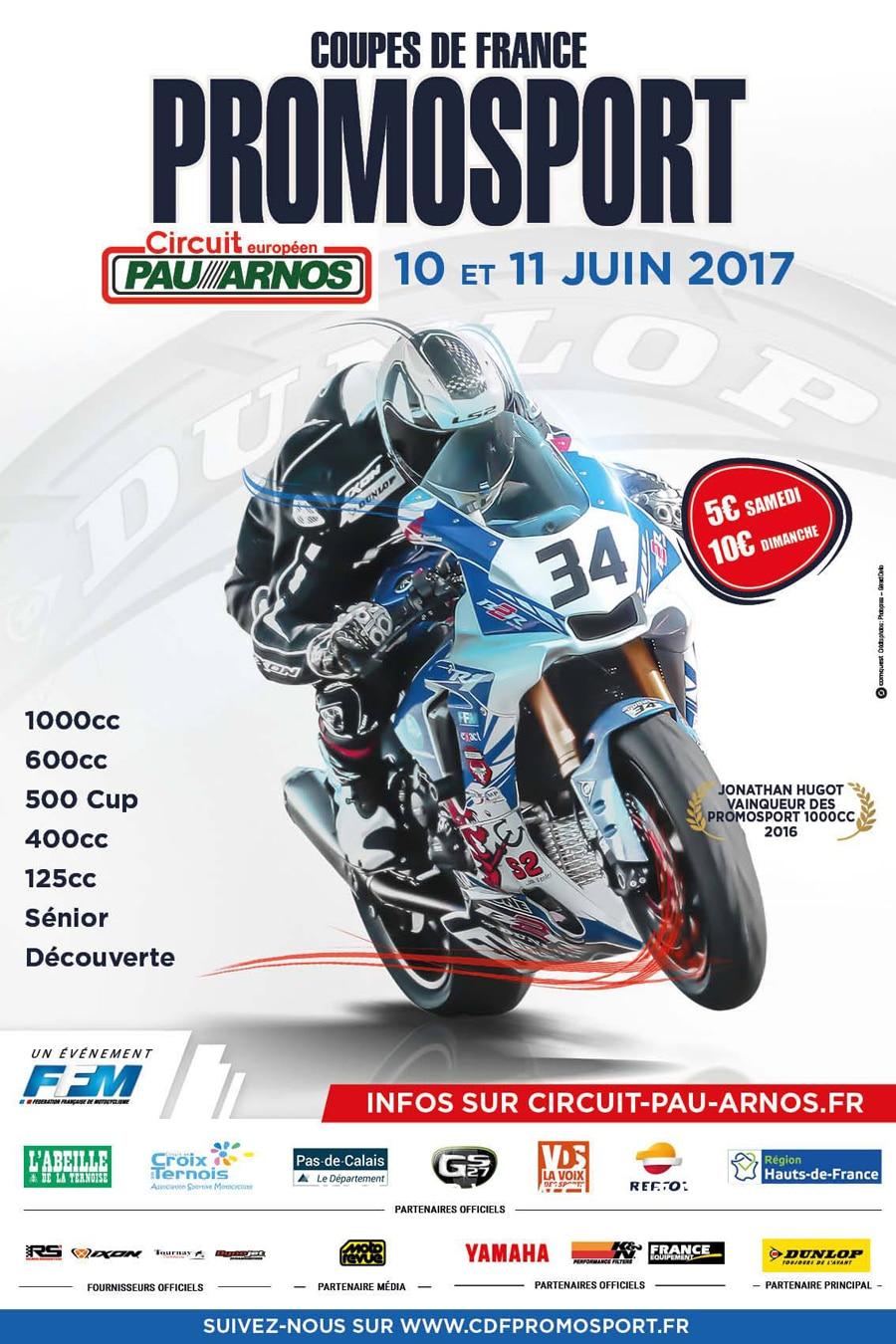 PROMOSPORT-PAU-ARNOS-2017
