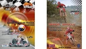 press-book karting