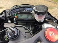 ZX10R compteur