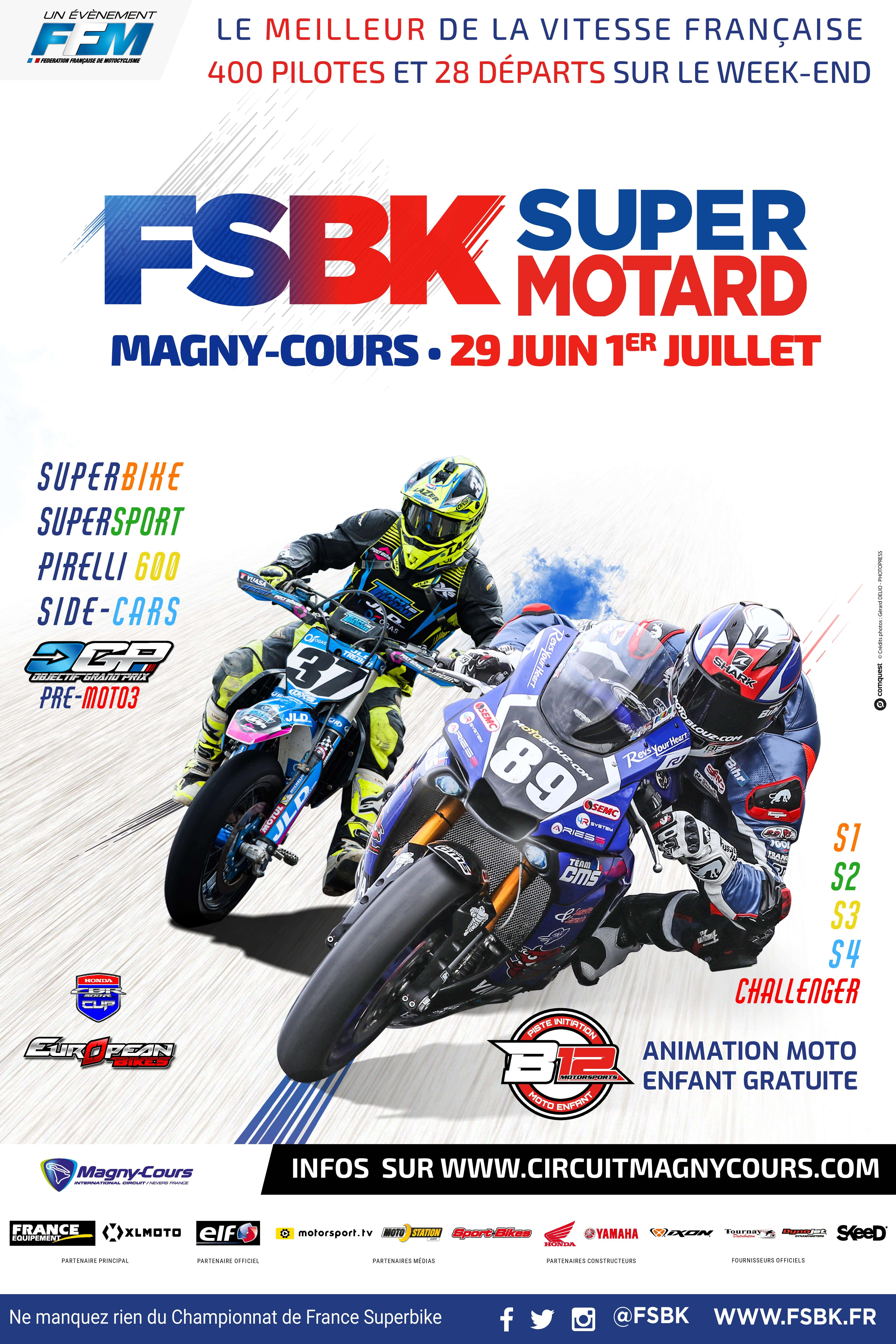 fsbk magny-cours 2018