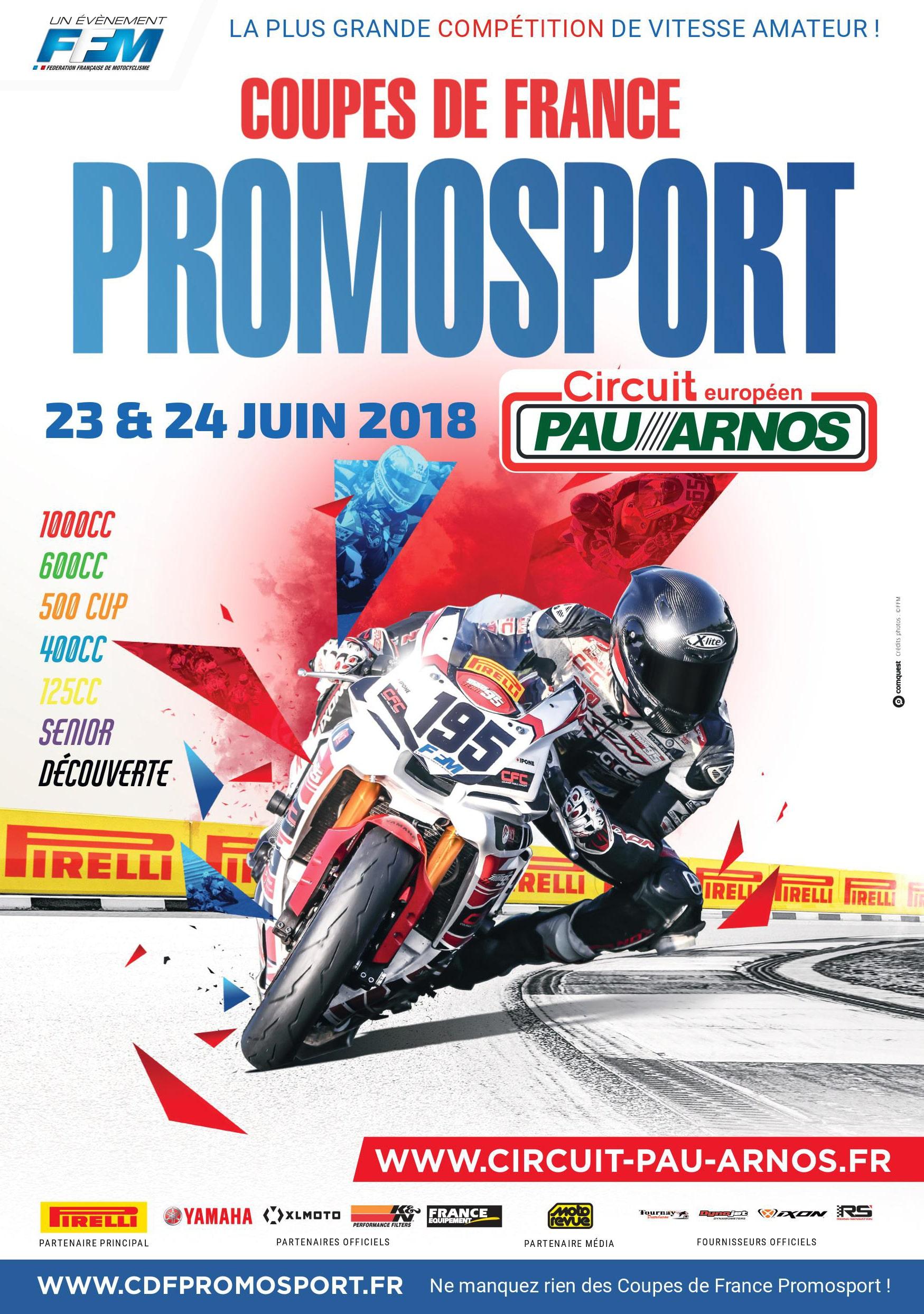 promosport pau-arnos 2018