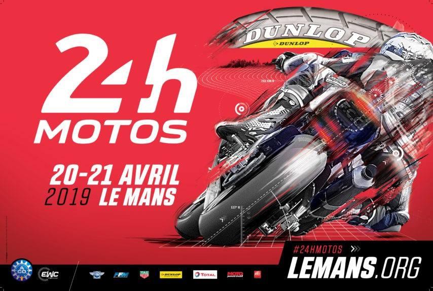 24H du Mans Moto 2019