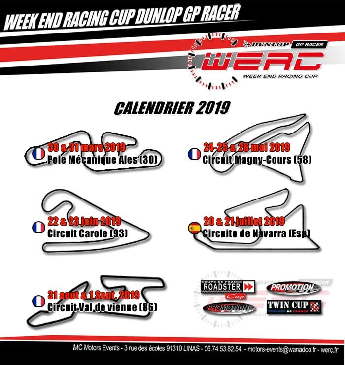 WERC Dunlop 2019