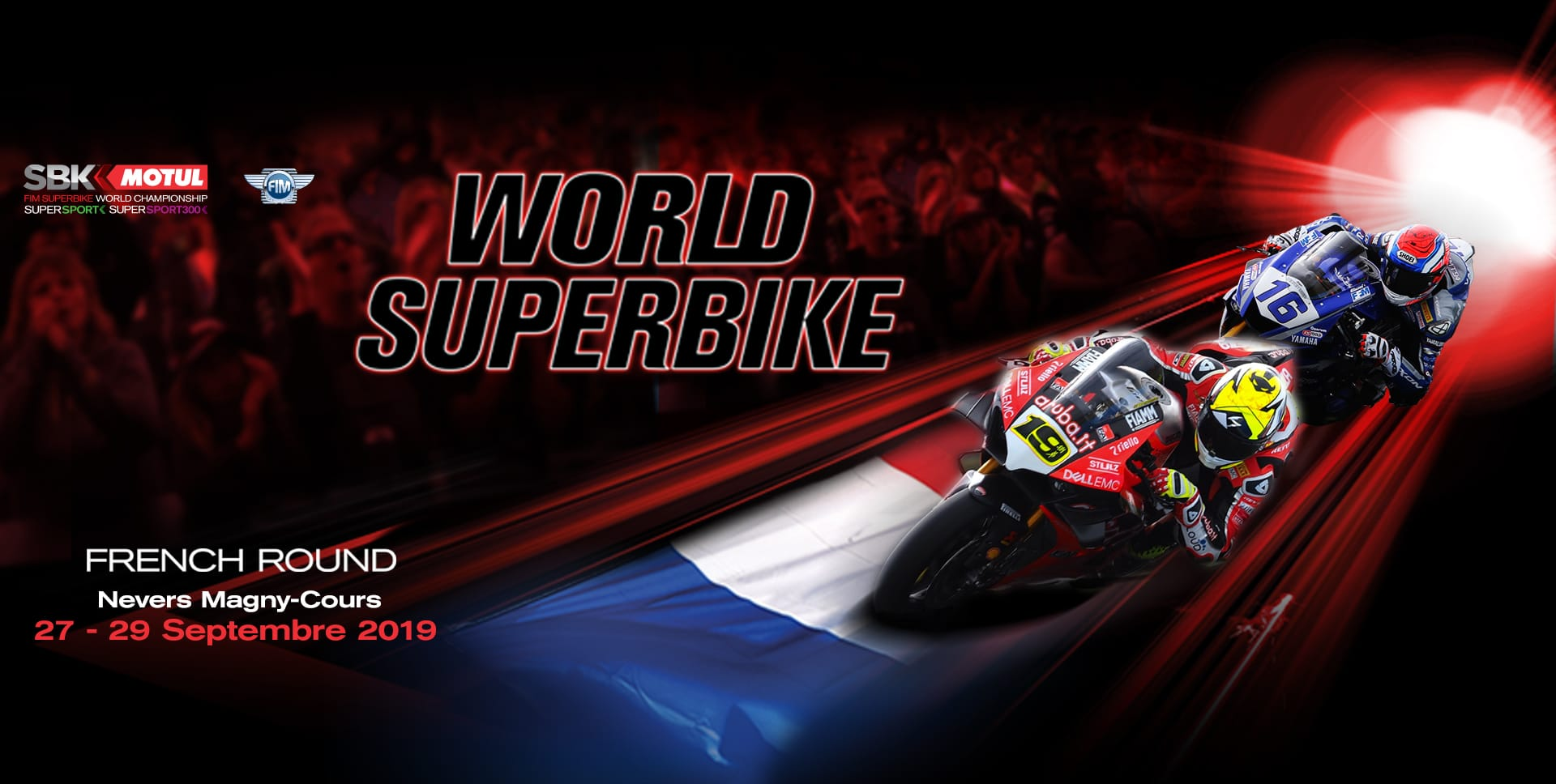 Calendrier Magny Cours 2020.Championnat Du Monde Worldsbk Superbike Magny Cours 3019