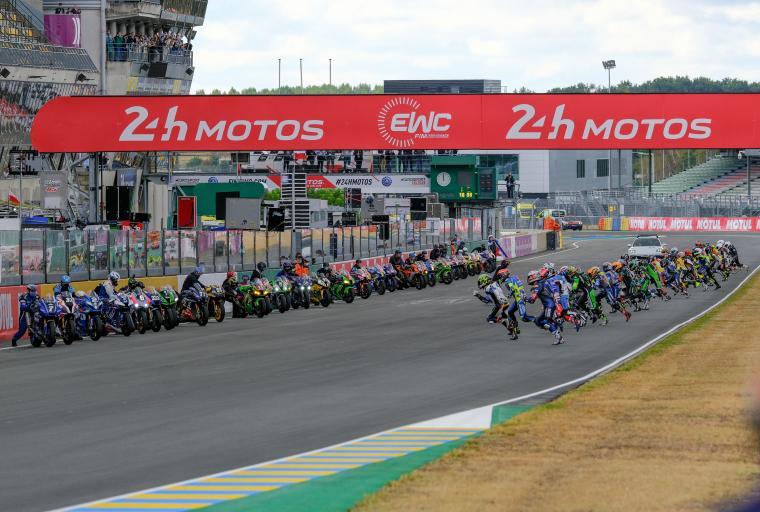 24 HEURES MOTOS 2021