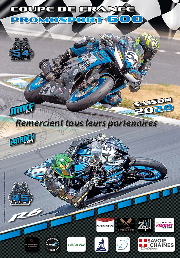 création poster